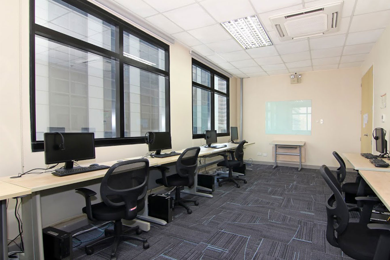 KMC Picadilly Star, BGC, Taguig, Manila - Private Office Space for Rent