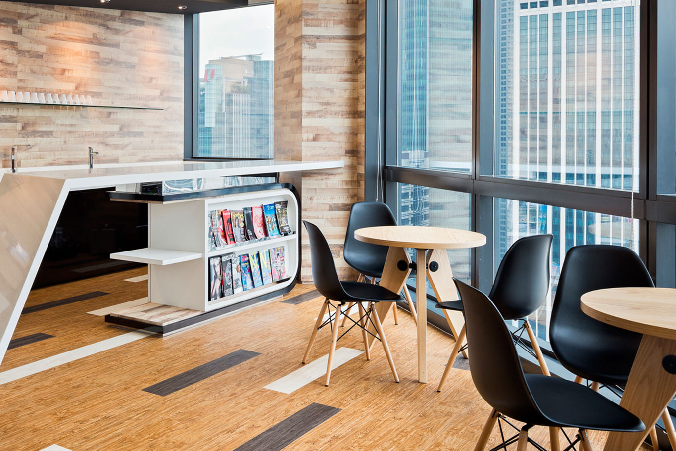 Private Office with 5 desks at PWC Building, Singapore