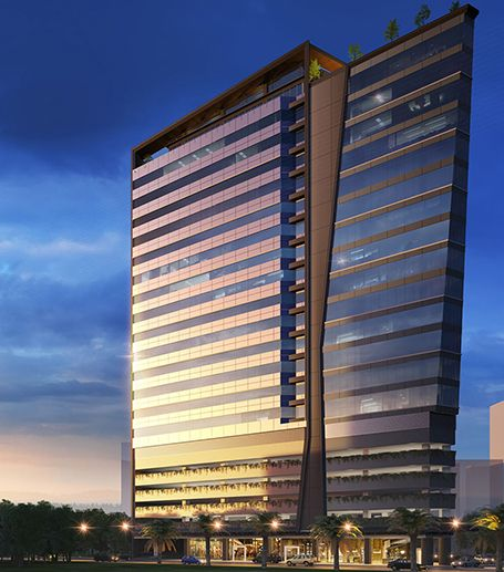 91.17 sqm Long-Term Office Space for Lease in JEG Tower, Cebu City