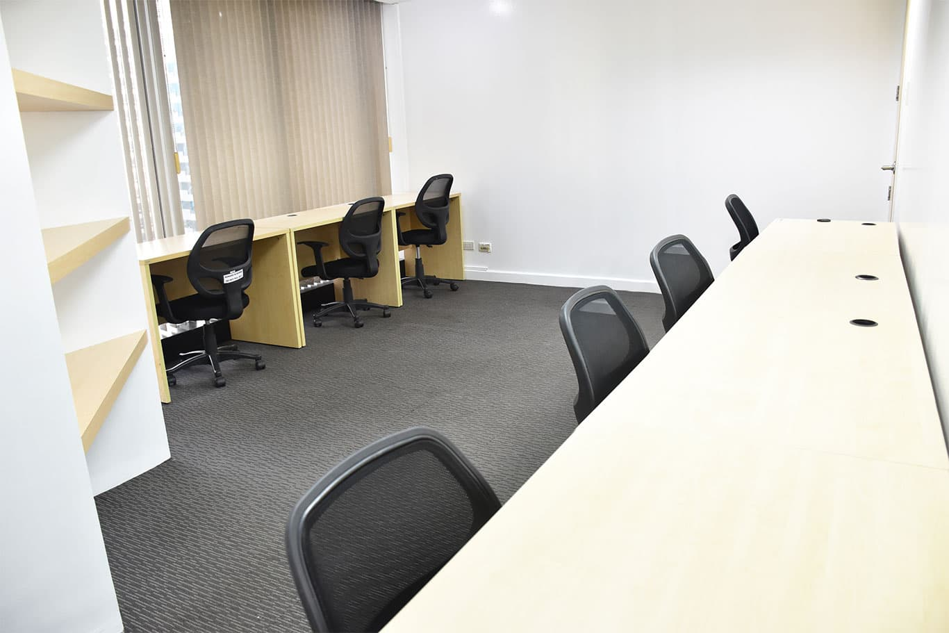 KMC Private Office Space for rent in Rufino Pacific Tower, Makati City, Manila, Philippines Image 3 - EpicSpace