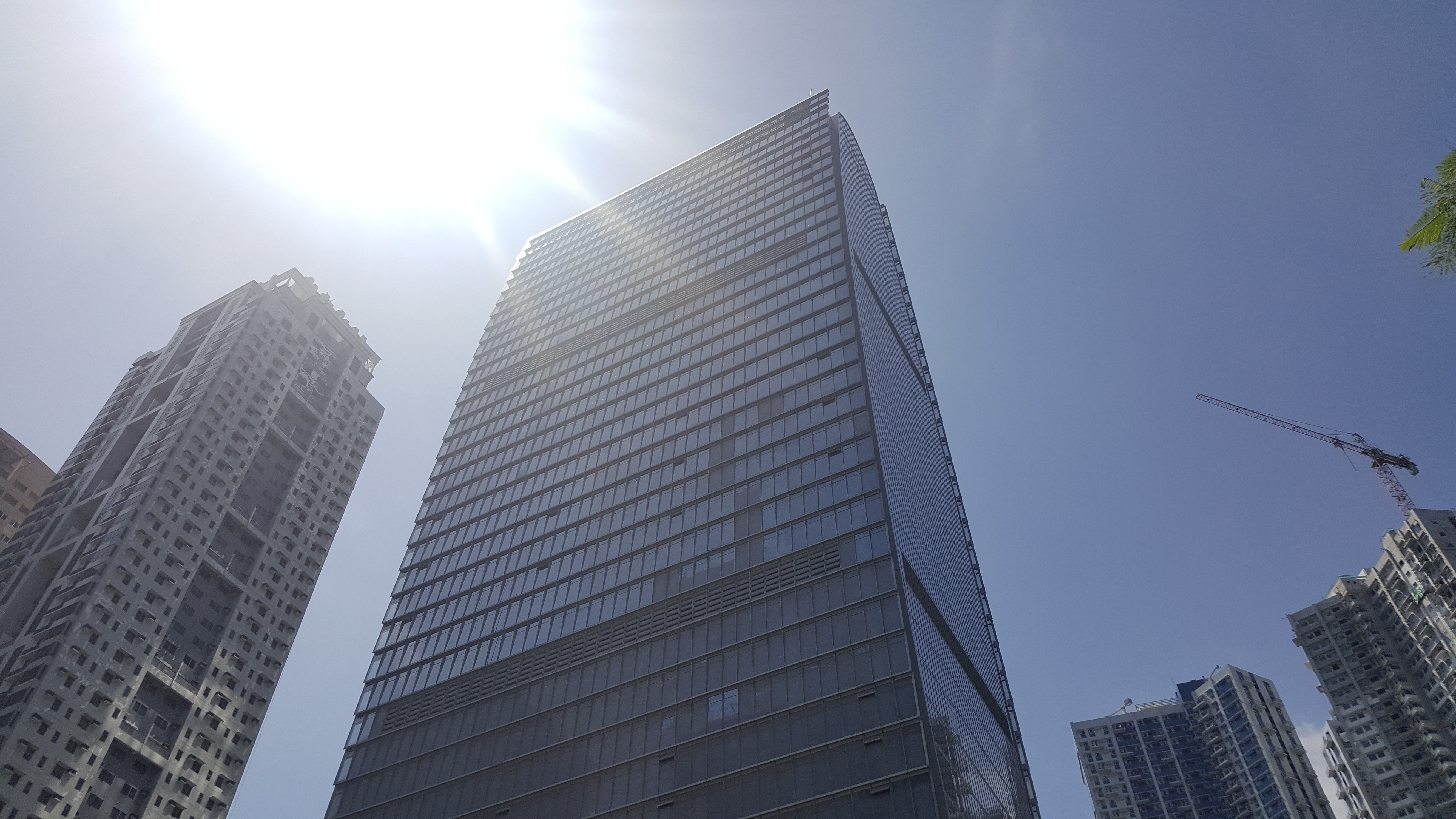 435 sqm Office Space For Rent at The Finance Centre in BGC, Taguig