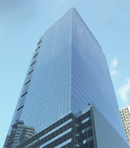 1786 sqm Long-Term Office Space for Lease in Jollibee Tower, Ortigas Center, Pasig City (14F)
