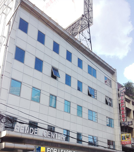 335.5 sqm Long-Term Office Space for Lease in Bendel Center, Mandaluyong City (5F)