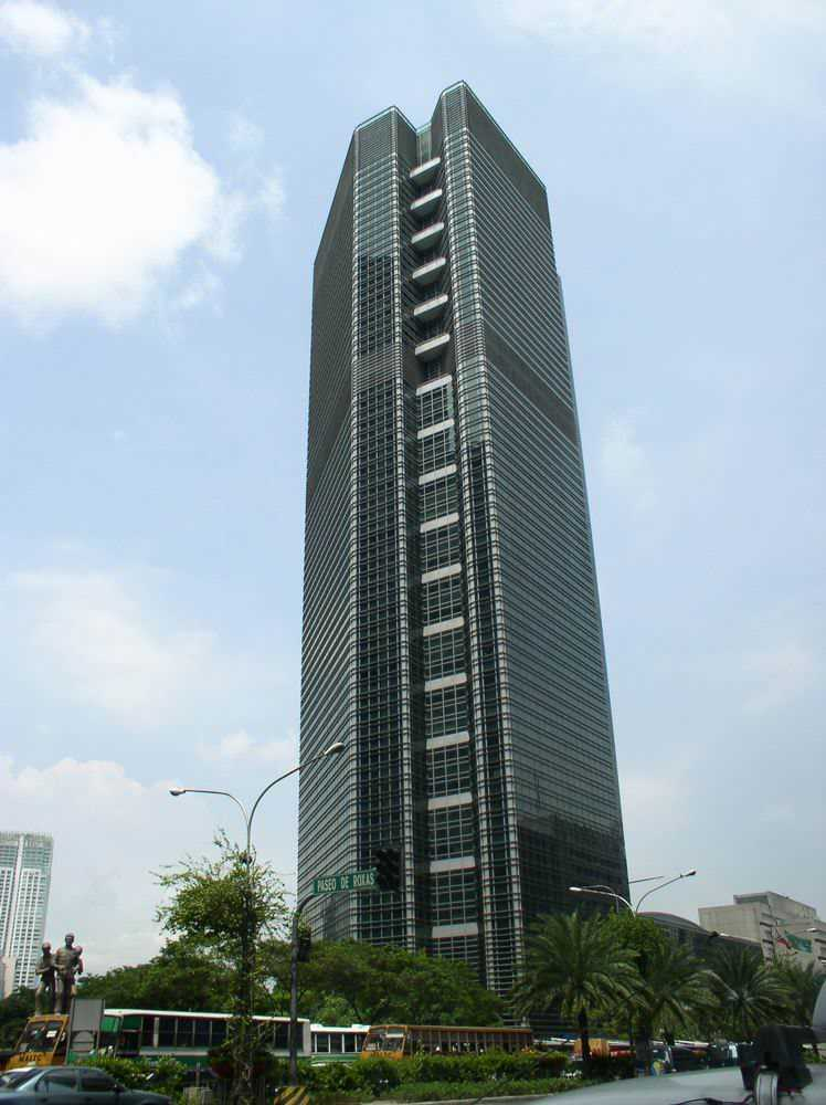 339 sqm Office Space for Lease in Ayala Tower One and Exchange Plaza, Ayala Avenue, Makati CBD
