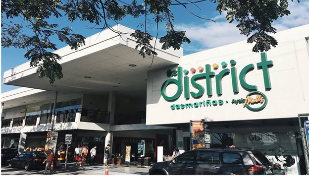 Office and Retail Spaces for Lease in The District Dasmariñas